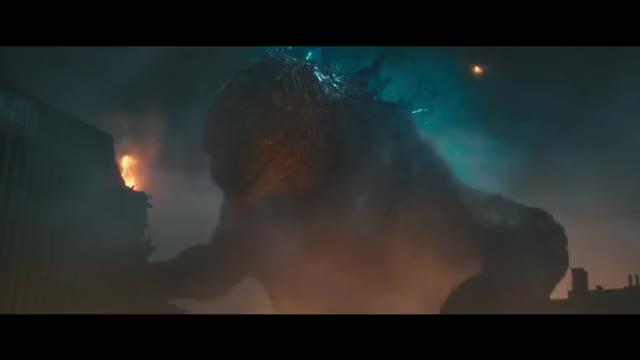 Watch this trending GIF on Gfycat. Discover more Godzilla king of the monsters, KOTM, godzilla, godzilla final trailer, godzilla trailer, kyle chandler, millie bobby brown, o'shea jackson jr, thomas middleditch, vera farmiga GIFs on Gfycat