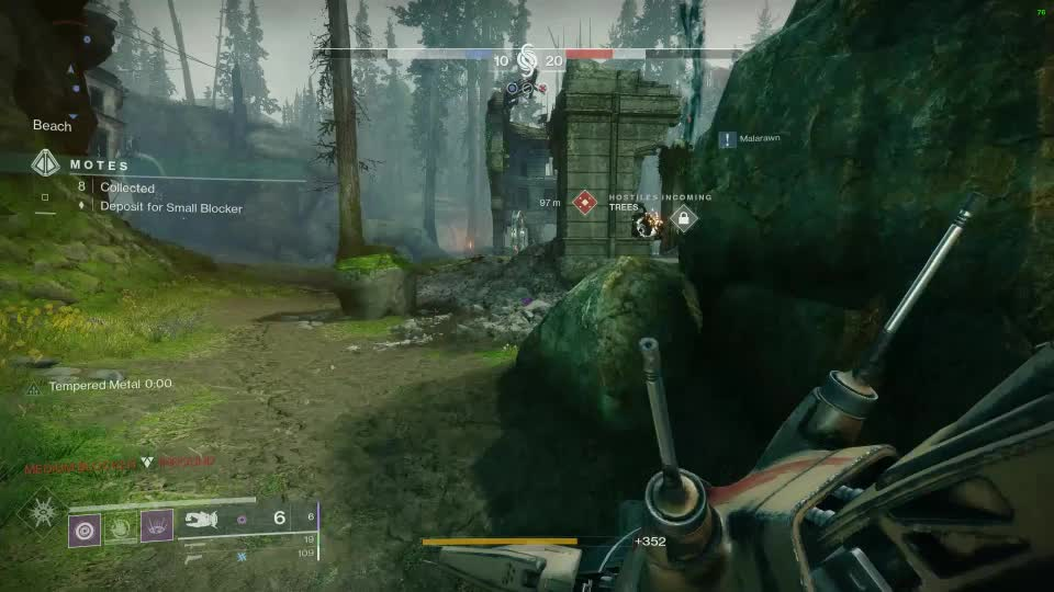 Destiny 2, Filthy GIFs