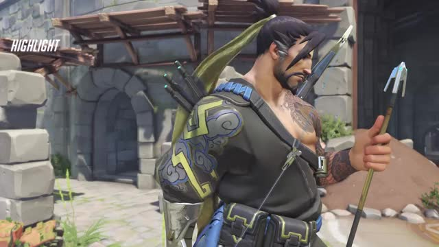 Watch sombra gets domed GIF by @sterlingkins on Gfycat. Discover more hanzo, highlight, overwatch GIFs on Gfycat