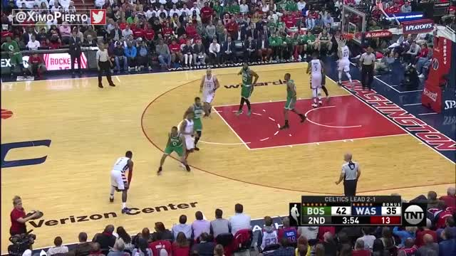 Watch and share Boston Celtics Vs Washington Wizards - Game 4 - Full Game Highlights   May 7, 2017   NBA Playoffs GIFs on Gfycat