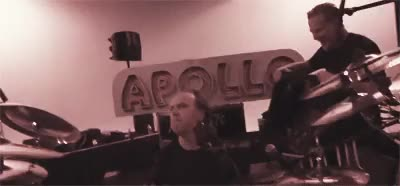 Watch and share Robert Trujillo GIFs and James Hetfield GIFs on Gfycat
