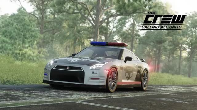 Watch and share Nissan GT-R | The Crew CAU GIFs on Gfycat