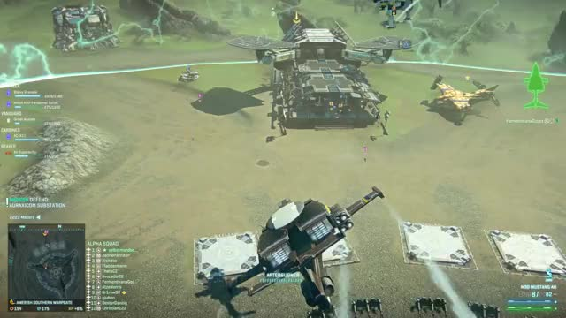Watch and share Planetside GIFs by Anton Milišić on Gfycat