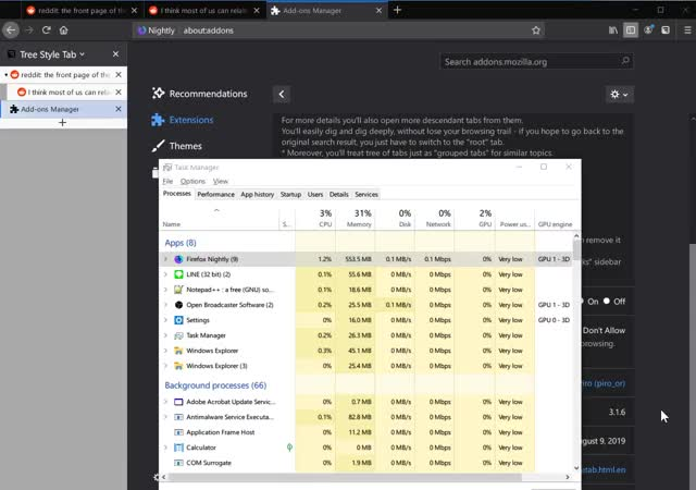 Watch and share TST 3.1.6 Memory Leak 2 GIFs on Gfycat