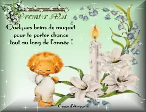 Watch and share Un Brin De Muguet GIFs on Gfycat