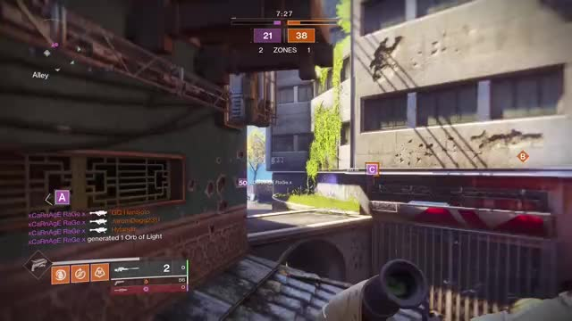 Watch and share Tf Mara Sov GIFs and Destiny2 GIFs by Gamer DVR on Gfycat