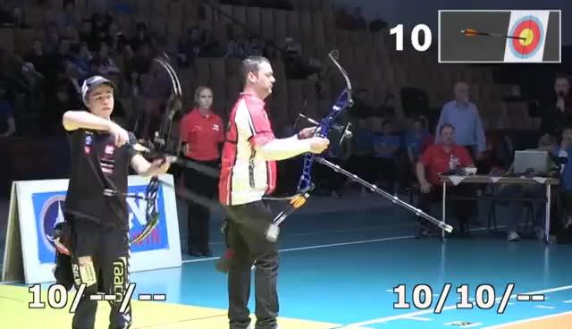 archery, stephan hansen GIFs