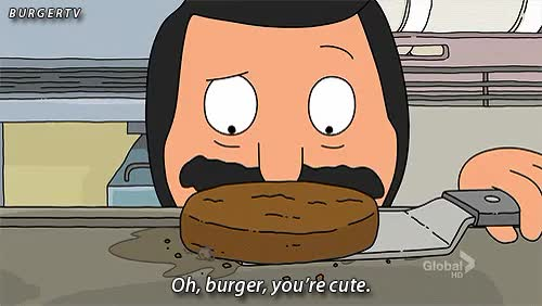 Watch and share Bobs Burgers GIFs and Burger GIFs on Gfycat