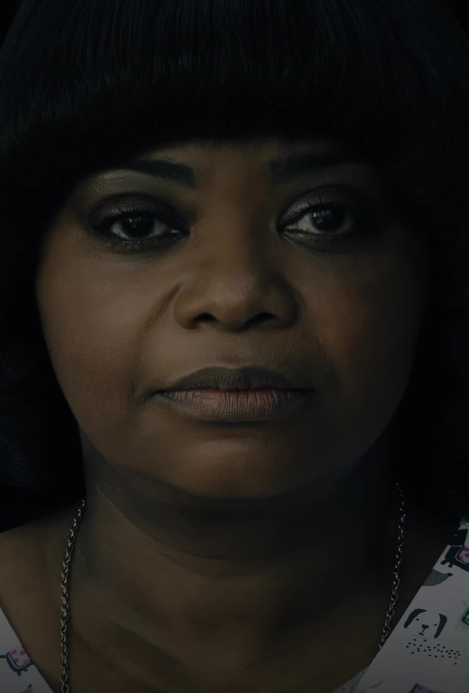 creepy, ma, ma movie, octavia spencer, MA Glass Cracking Octavia Spencer GIFs