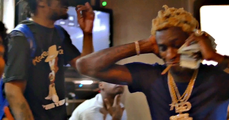 hiphopheads, [FRESH] Young Thug - Check (prod. London on tha Track) (reddit) GIFs
