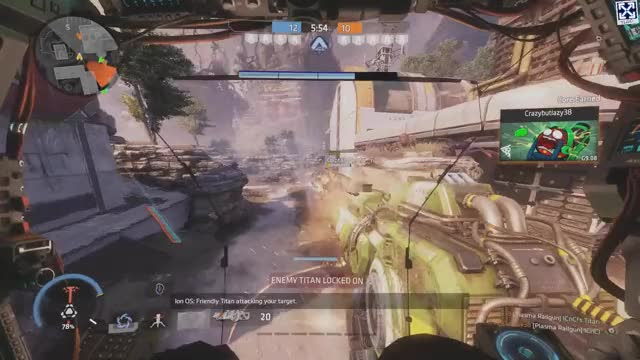 Watch and share Titanfall2 Just Gotta Dance GIFs on Gfycat