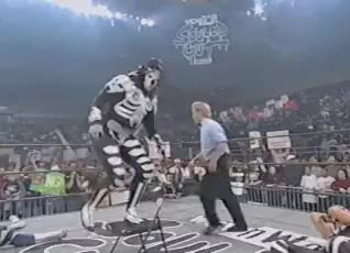 Watch Ultimate Daily La Parka GIF compilation. (reddit) GIF on Gfycat. Discover more SquaredCircle, squaredcircle GIFs on Gfycat
