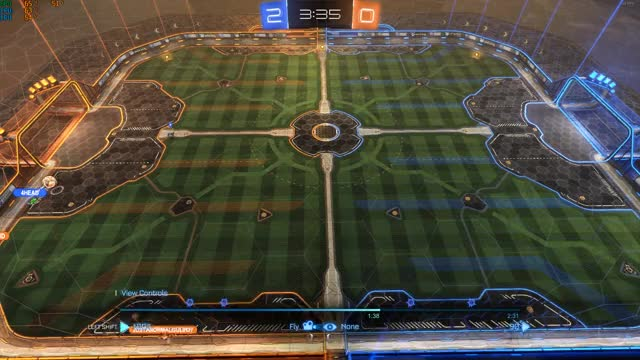 Watch and share Rocket League Ranked Vs Hackers GIFs on Gfycat
