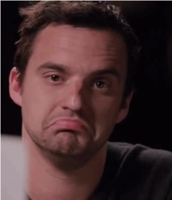 Watch Frown GIF on Gfycat. Discover more jake johnson GIFs on Gfycat