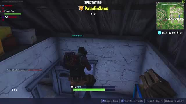 Watch and share Fortnite 06 05 2018 22 08 19 GIFs by animosa on Gfycat