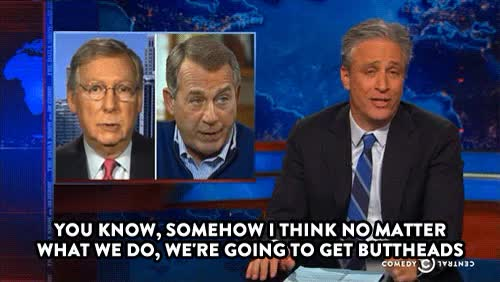 Watch this mitch mcconnell GIF on Gfycat. Discover more jon stewart, mitch mcconnell, politics GIFs on Gfycat