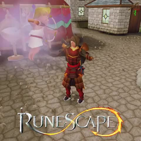 Watch and share Runescape Valentine's Emote #2 GIFs on Gfycat