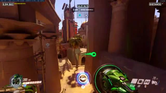 Watch and share Overwatch GIFs and Mei GIFs by MasterAaryan on Gfycat