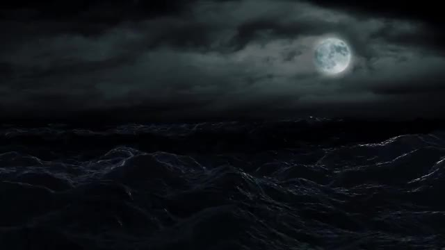 Watch and share After Effects: Moonlight Ocean GIFs on Gfycat