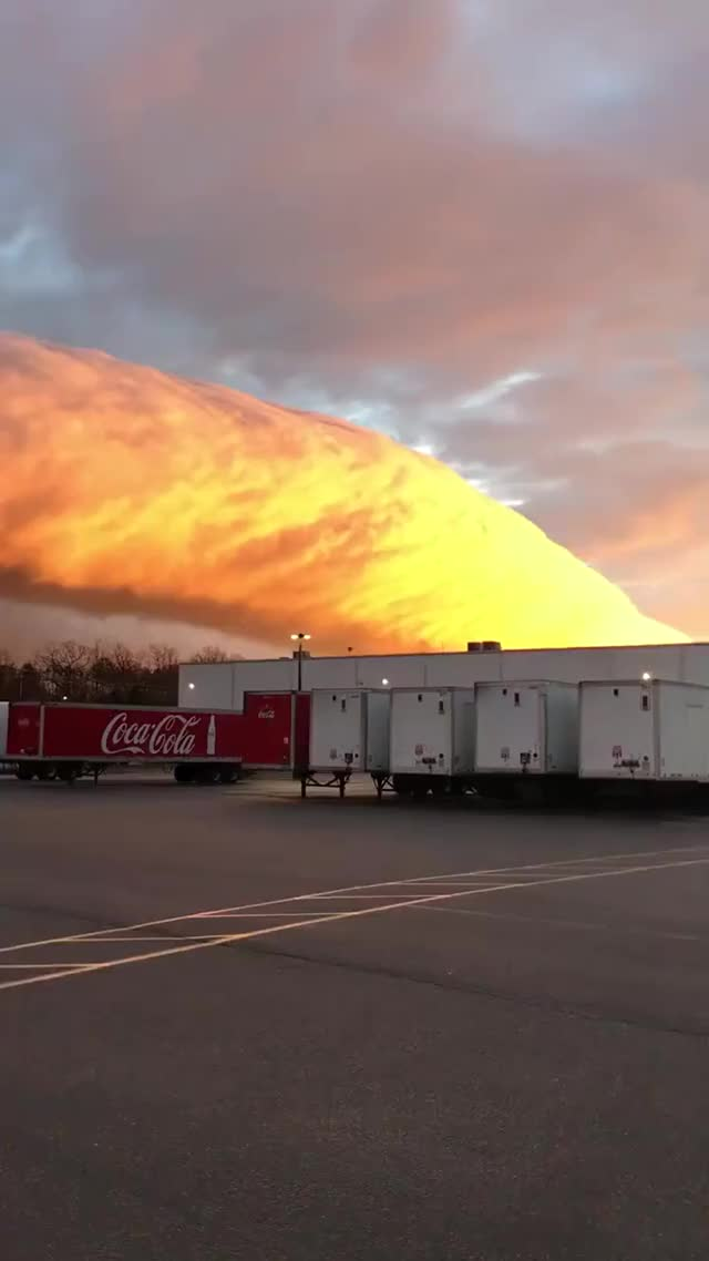 Watch and share Rolling Clouds, Richmond, VA GIFs by alternations on Gfycat