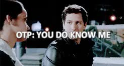 Watch science, biatch. GIF on Gfycat. Discover more *, THANK U @ WHO HELPED U KNOW WHO U ARE, amy santiago, amy x jake, b99, b99edit, brooklyn nine nine, brooklyn nine-nine, gifs, jake peralta, jake x amy, jamy, peraltiago, peraltiago gif, peraltiagonetwork GIFs on Gfycat