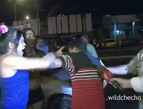 Watch and share Angry Vs. Drunken Guy! GIFs on Gfycat