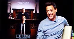 Watch and share Robert Downey Jr GIFs and Tiff 2014 GIFs on Gfycat