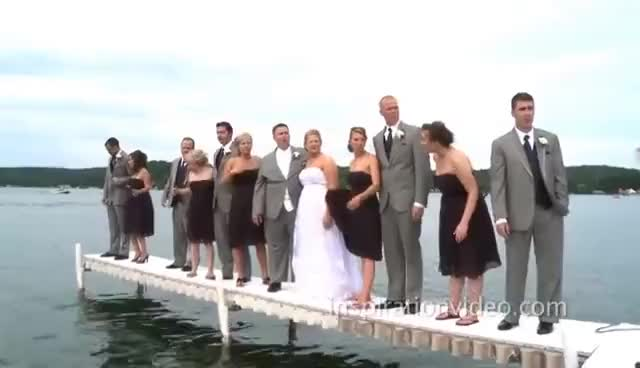 Watch and share Wedding GIFs and Funny GIFs on Gfycat