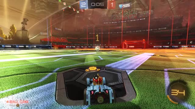 Watch and share Rocket League GIFs by atomiceleven on Gfycat