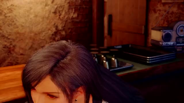 Watch and share FINAL FANTASY VII REMAKE 20200413170514 GIFs by derelyct on Gfycat