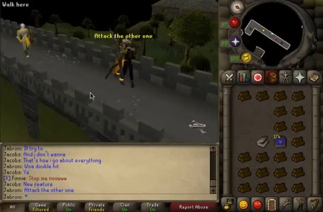Watch Here's a gif of the new running and attack animation (reddit) GIF on Gfycat. Discover more 2007scape GIFs on Gfycat