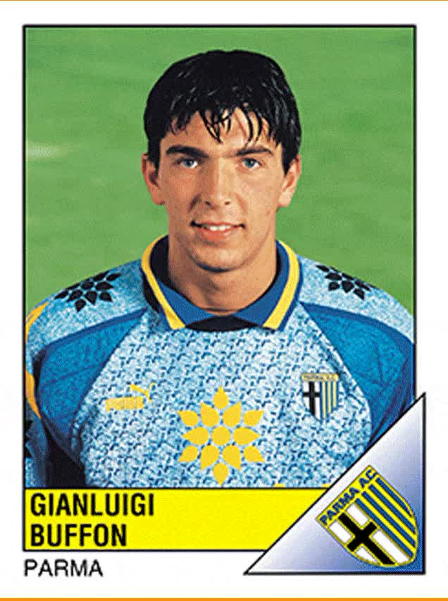 Watch and share Gianluigi Buffon GIFs on Gfycat