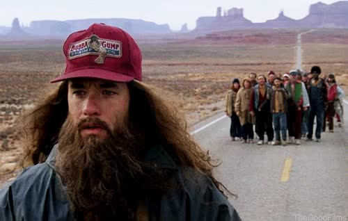 Watch and share Forrest Gump Honest Trailer GIFs on Gfycat