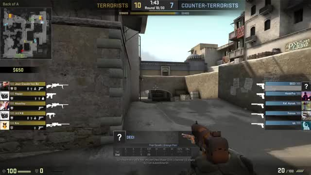 Watch and share Double Kill GIFs and Cs Go GIFs on Gfycat