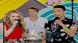 "Watch ""That was awesome! It's as awesome as it looks, too."" GIF on Gfycat. Discover more alice, gifset, heheh i found a way to download the video from my tv, sabrina carpenter, why is she such a dork, ytv summer beach bash GIFs on Gfycat"
