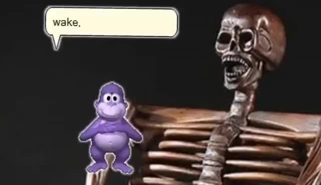 Bonzi Buddy sings WAKE ME UP (midi) (RIP HARAMBE)