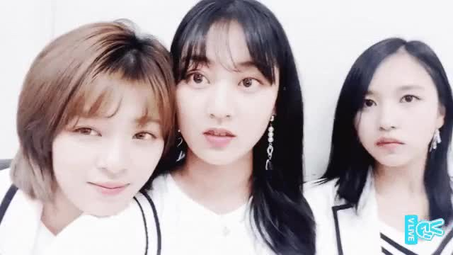 Watch and share Jeongyeon Jihyo Mina Twice GIFs by KKaikorea on Gfycat