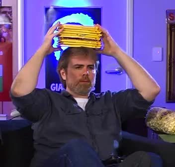 giantbomb, Brad basks in the glory of Swedish Chocolate (reddit) GIFs