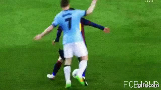 Watch and share Lionel Messi Panna GIFs on Gfycat