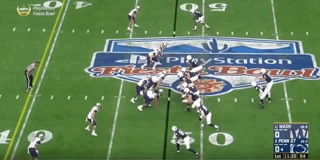 Watch Penn State pass TD GIF on Gfycat. Discover more related GIFs on Gfycat