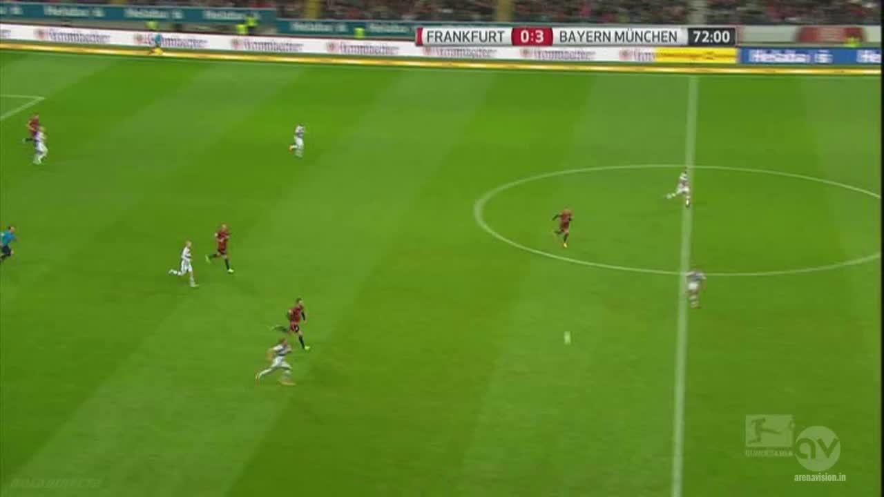 justneuerthings, soccer, Manuel Neuer shows off his skills, Frankfurt coach is impressed (reddit) GIFs