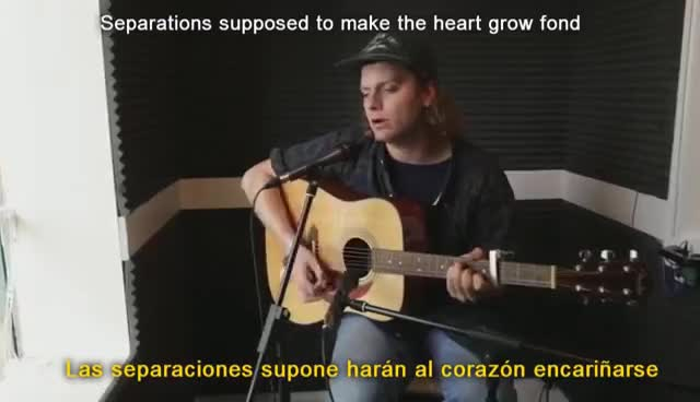 mac demarco let her go acoustic