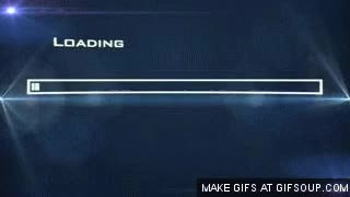 Watch and share Scifi Loading Screen GIFs on Gfycat