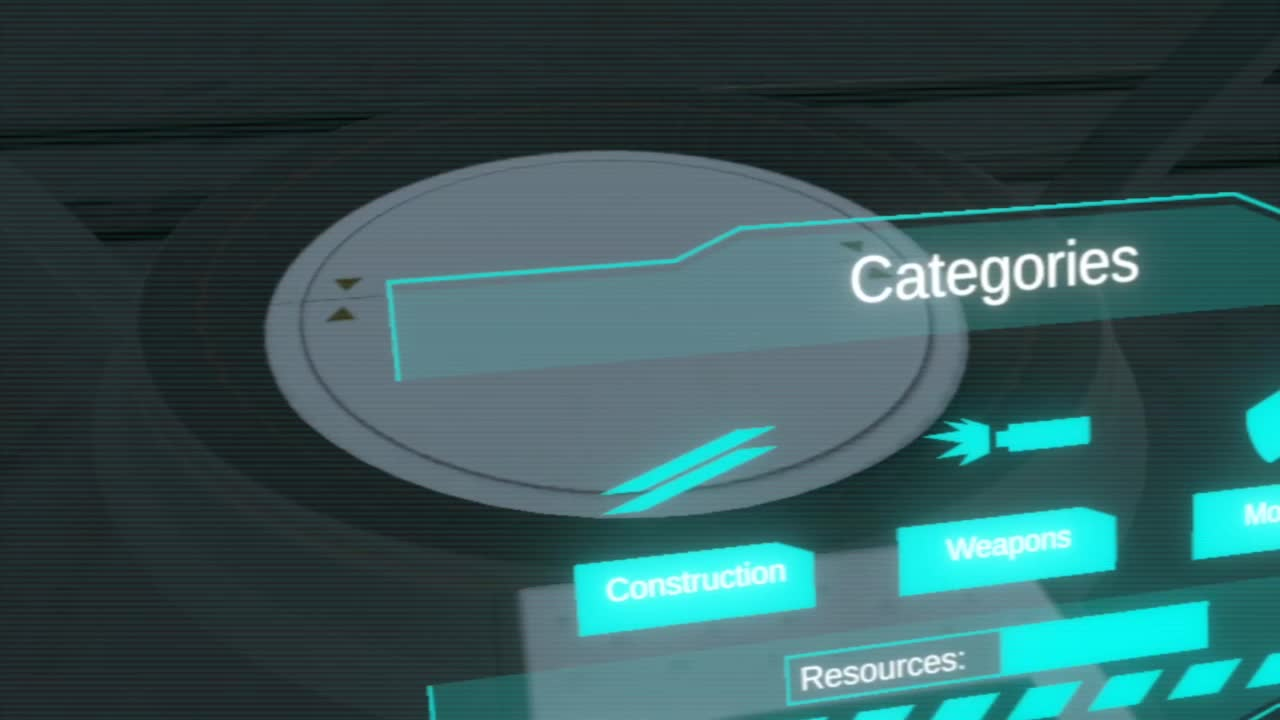 mmo, neonexile, oculusrift, virtualreality, vr, NeonExile-Fabrication-01 GIFs