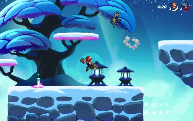 Watch and share Brawlhalla GIFs by dibby on Gfycat