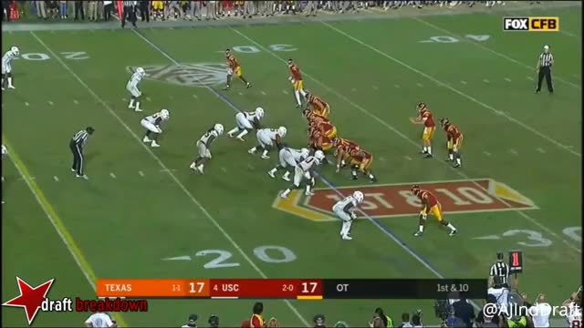 Watch and share Sam Darnold OT TDs GIFs by markbullock on Gfycat