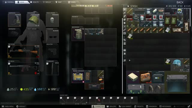 Watch and share Tarkov Load1 GIFs by kermaga on Gfycat