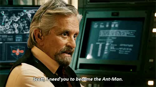 Watch and share Ant Man GIFs and Antman GIFs on Gfycat