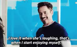 Watch and share Lol I'm Crying Lol GIFs and Robert Downey Jr GIFs on Gfycat