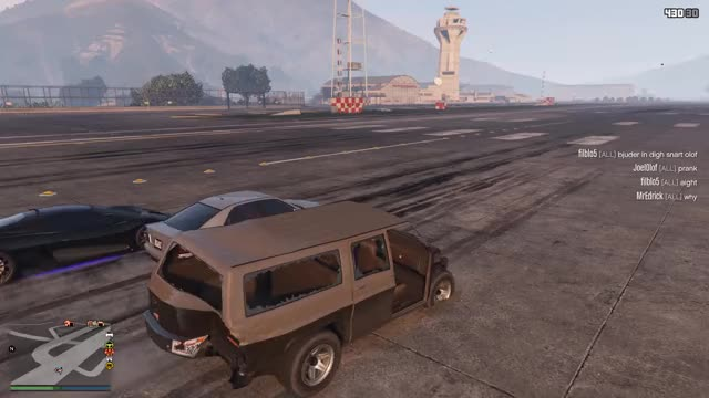 Watch and share GTA V - Hellspawned SUV GIFs by Stoodell on Gfycat